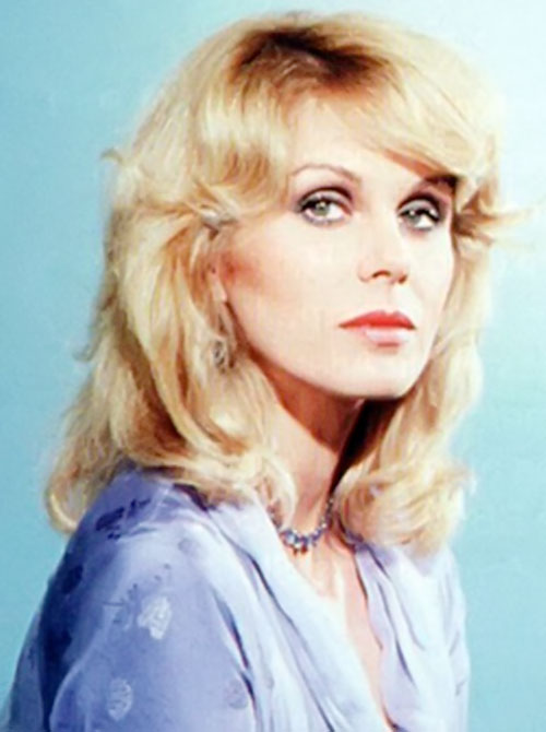 Sapphire (Joanna Lumley in Sapphire and Steel) (BBC series)