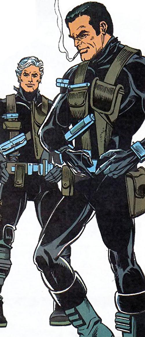 [MetaHuman Crisis] L'étincelle de la haine [LIBRE] Sarge-Steel-DC-Comics-DEO-i