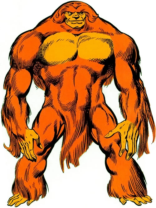 Sasquatch (Marvel Comics) (Alpha Flight)