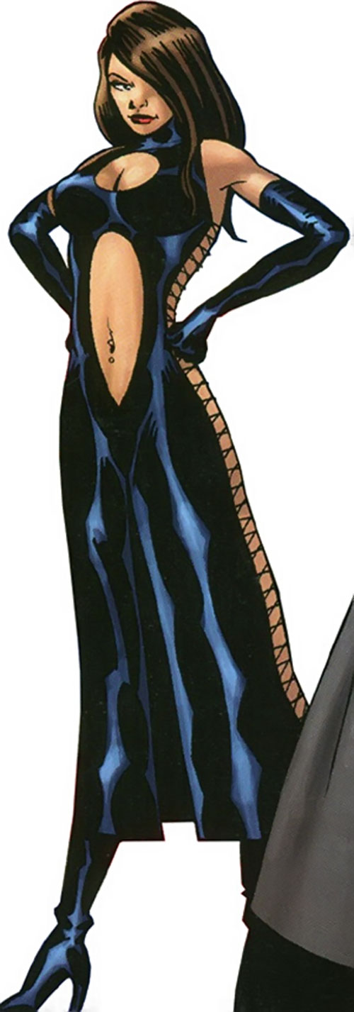 Scarlet Fantastic of the Establishment (Wildstorm Comics)