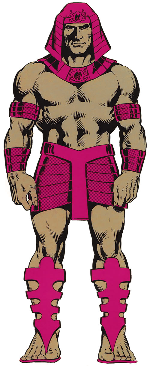 Scarlet Scarab II (Thor character) (Marvel Comics)