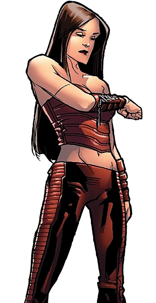 Scarlet Witch (Ultimate Marvel Comics) by Stuart Immonen