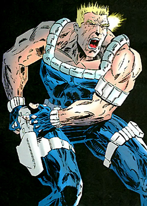 Scarth (Manhunter enemy) (DC Comics)