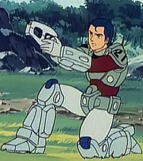 Scott Bernard (Robotech New Generation)