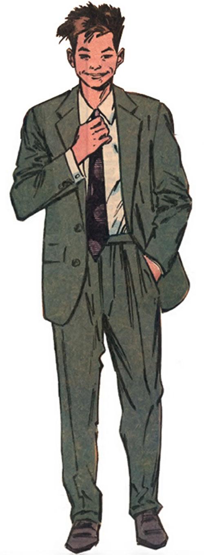 Scrambler of the Marauders (X-Men enemy) (Marvel Comics)