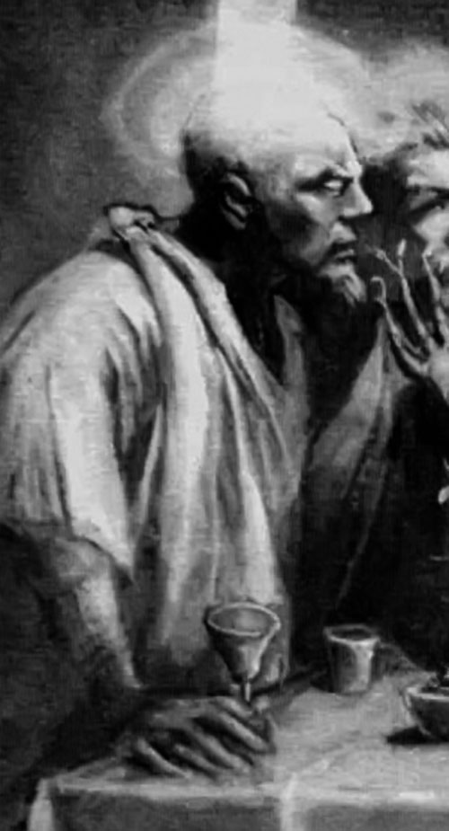 Jeremiah Scripture of Terragen (Aberrant RPG)