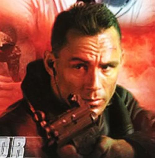Sean Lambert (Olivier Gruner in Interceptor Force)