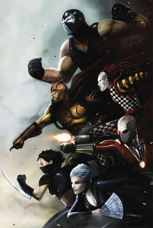 Secret 6 (DC Comics) (Gail Simone version)