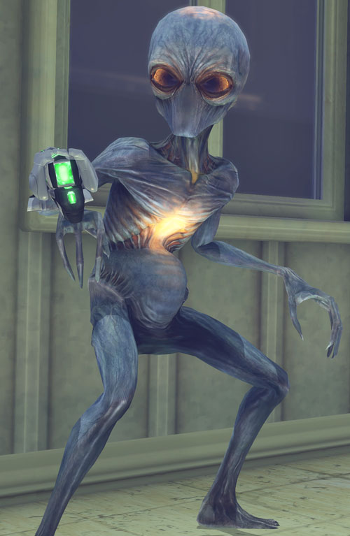 Xcom Enemy Unknown Alien Types Sectoid - XCom ...