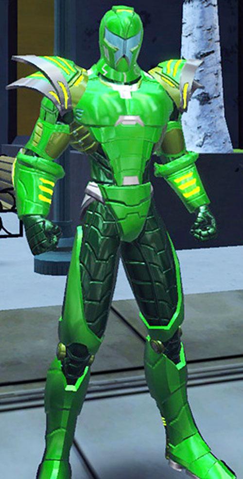 Seeker (DC Heroes RPG)