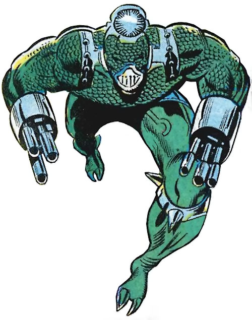 Seeker (Doctor Doom robot) (Marvel Comics)
