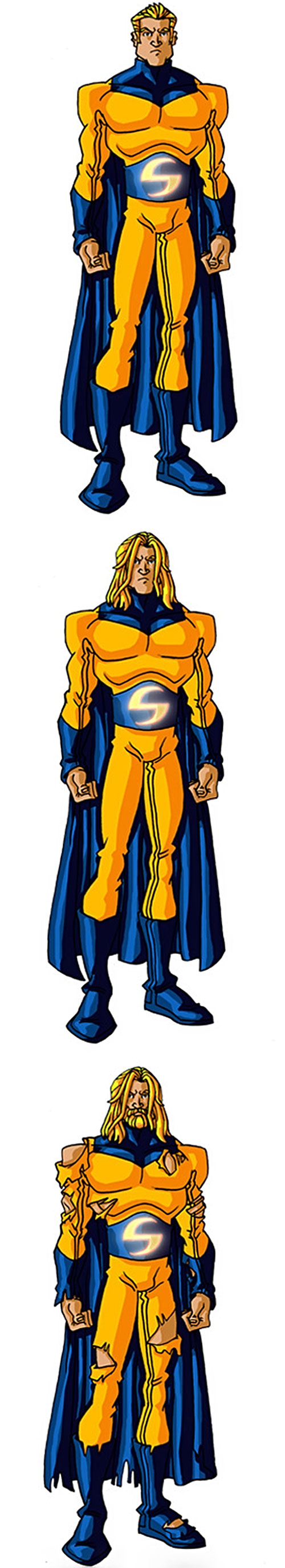 The Sentry (Bob Reynolds) (Marvel Comics) by RonnieThunderbolts