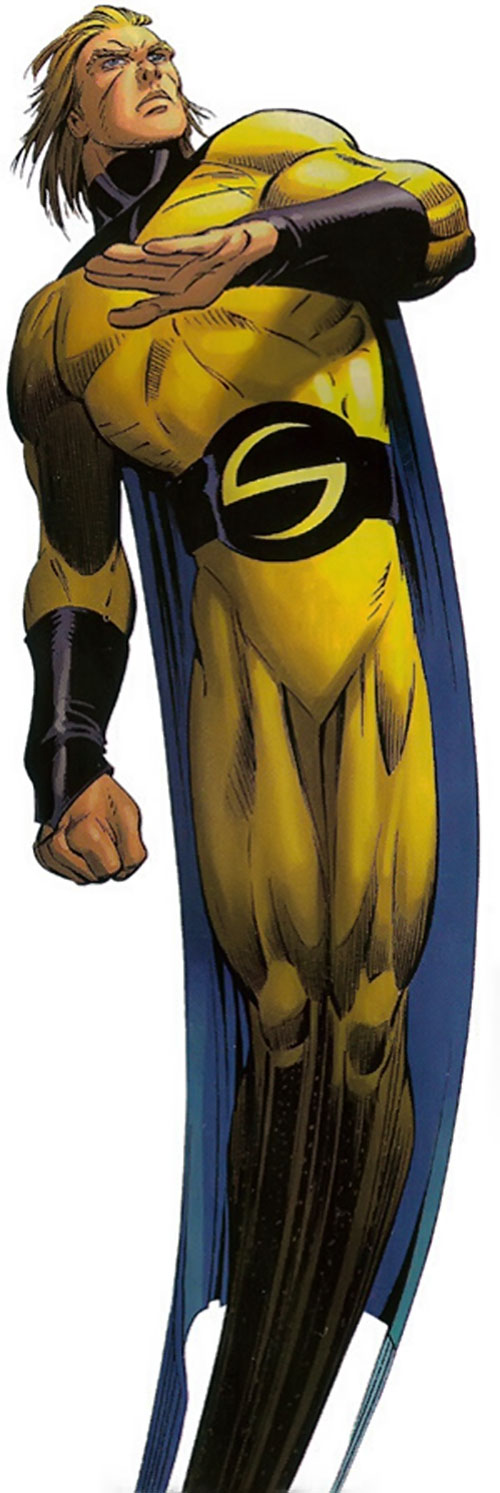 The Sentry (Bob Reynolds) (Marvel Comics)