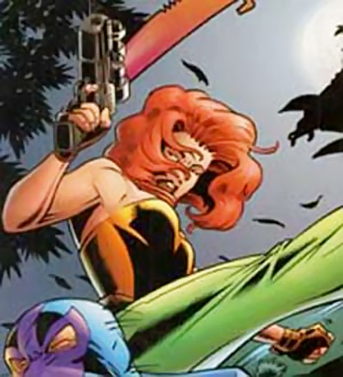 Serena (Solitaire character | Ultraverse)
