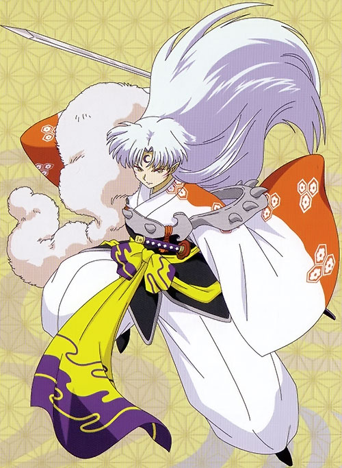 Sesshomaru (InuYasha enemy) color art