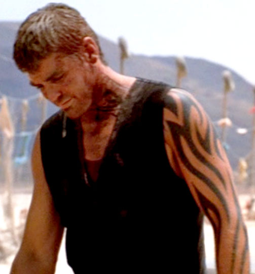 Seth Gecko (George Clooney in From Dusk Till Dawn)