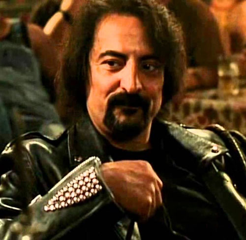 Sex Machine (Tom Savini in From Dusk Till Dawn)