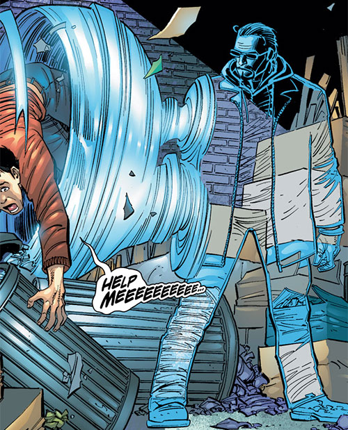 Shade (Spider-Man enemy) (Marvel Comics)