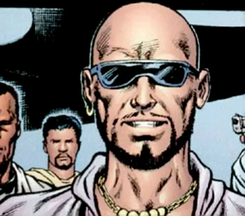 Shades (Luke Cage enemy) (Marvel Comics) in the 2000s