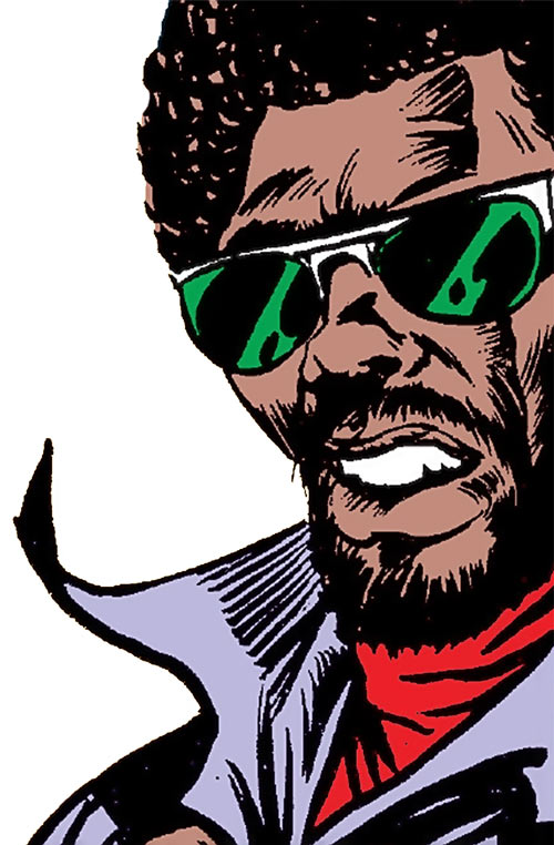 Shades (Luke Cage enemy) (Marvel Comics)