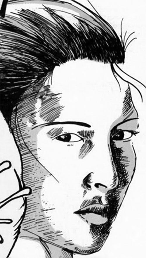 Shado sketch portrait