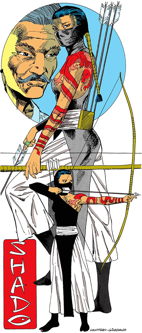Shado (Green Arrow character)