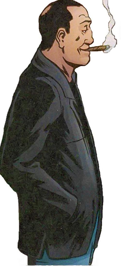 Shadow Boxer (Fallen Angel comics)