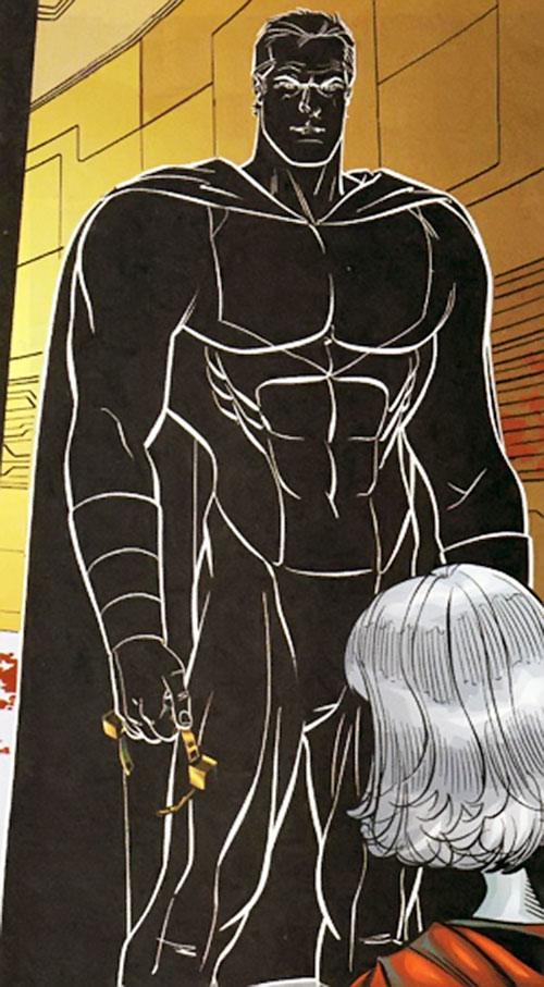 Shadow Supreme (Wildstorm Comics by Alan Moore)