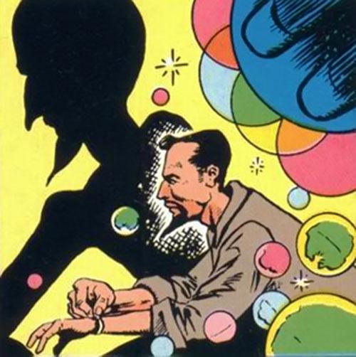 Shadow Thief (DC Comics)