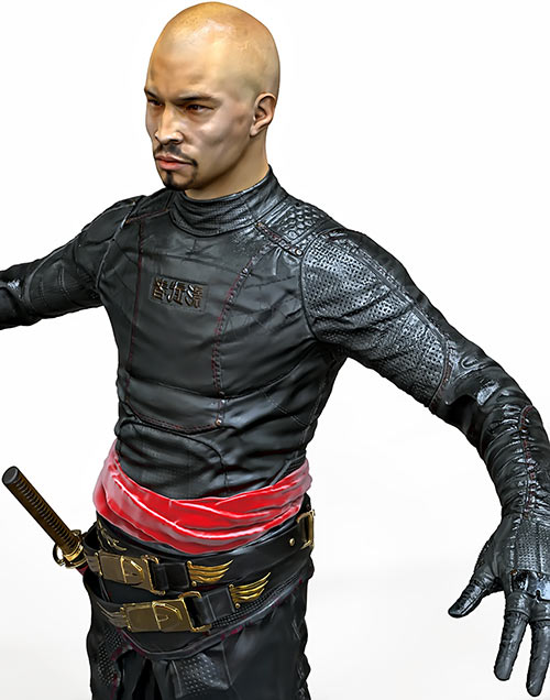 Lo Wang - Shadow Warrior 2013 video game reboot - Armor