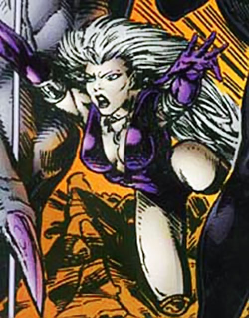 Shadowmage of the Solution (Ultraverse Malibu comics)