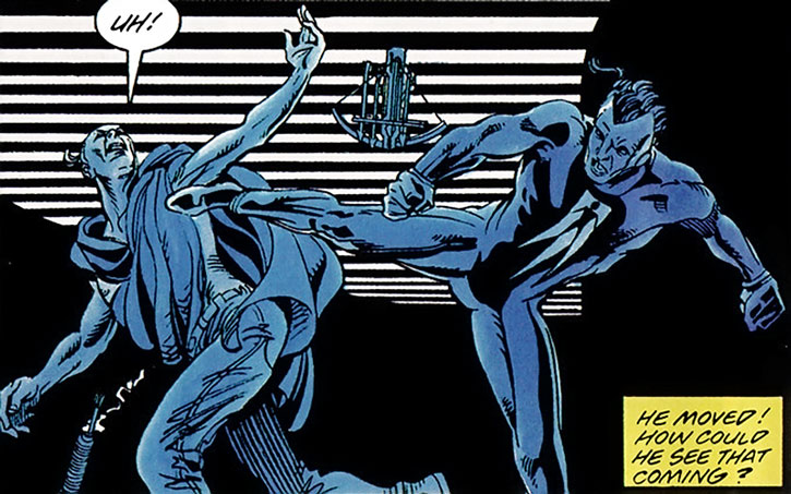 Shadowman (Jack Boniface) vs. Archer