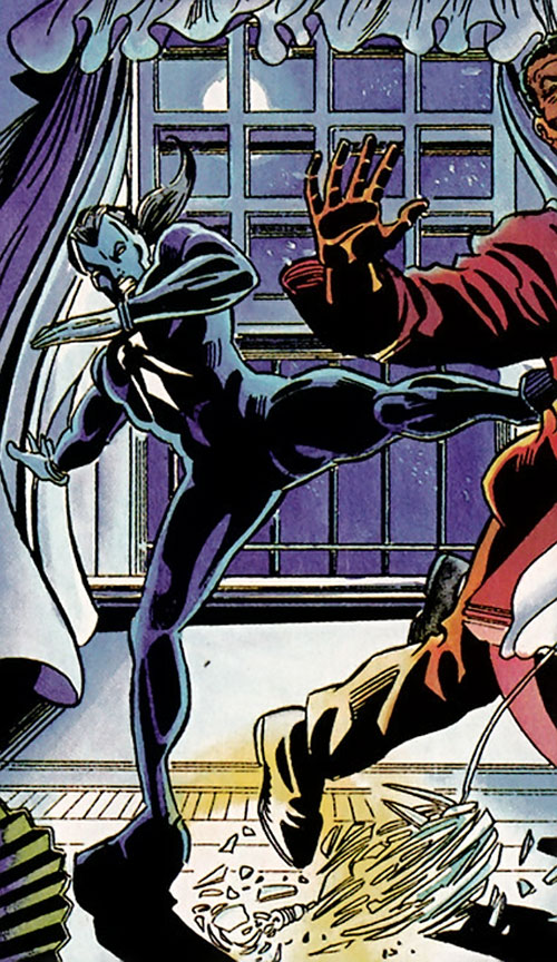Shadowman (original Valiant Comics 1990s) side kick