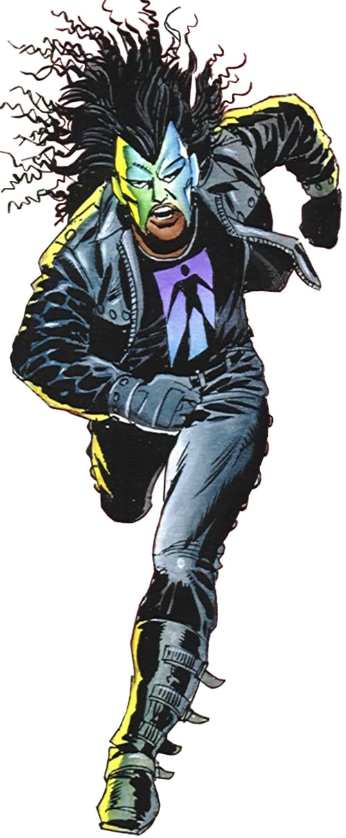 Shadowman (original Valiant Comics 1990s)
