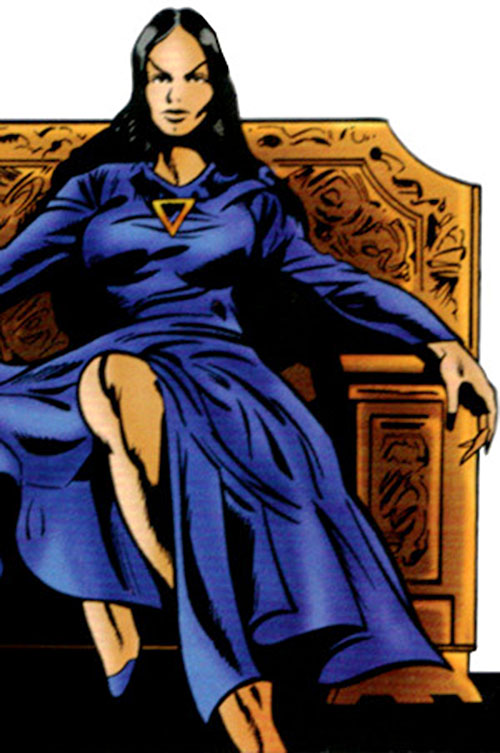 Shadowqueen (Doctor Strange enemy) (Marvel Comics)