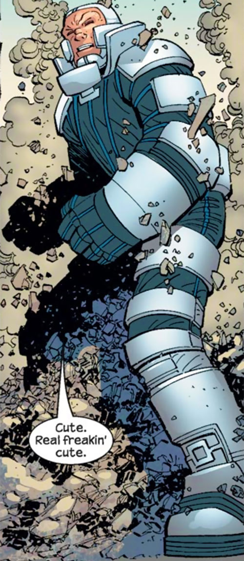 Shaker (Spider-Man enemy) (Marvel Comics)