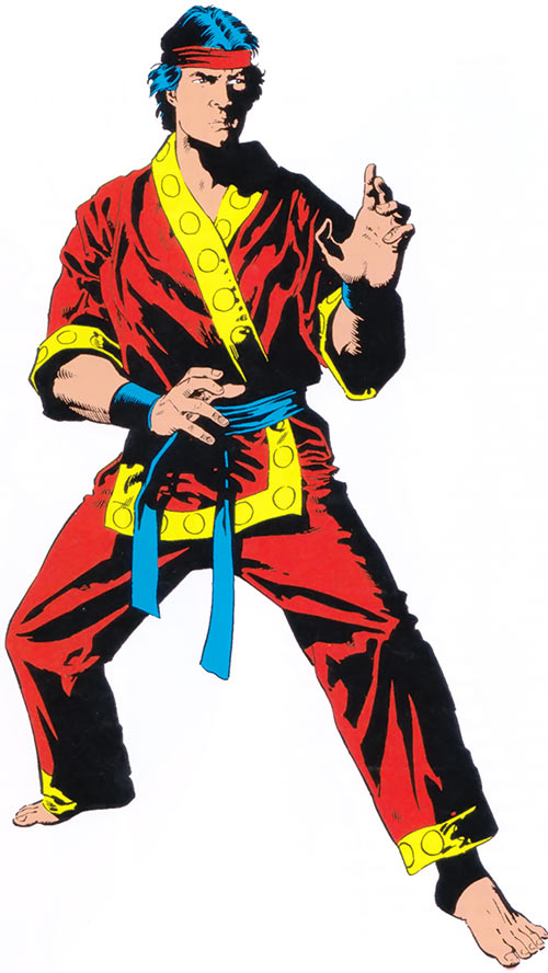 Shang-Chi the Master of Kung Fu (Marvel Comics)