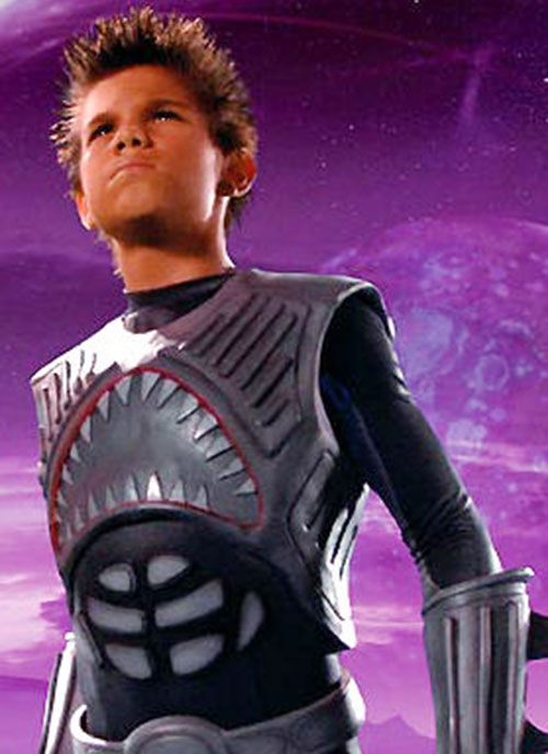 Sharkboy (Taylor Lautner in Sharkboy and Lavagirl)