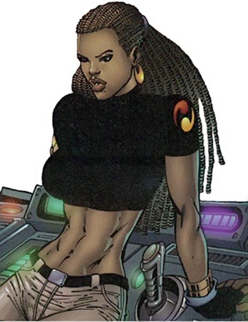Shassa (Negation Crossgen comics)