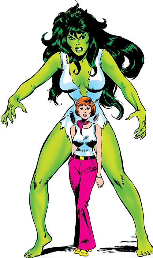 She-Hulk (Marvel Comics) (Early)