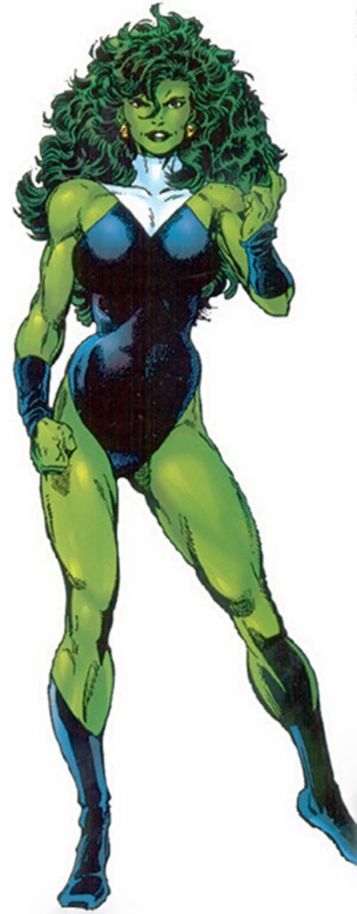 She-Hulk (Marvel Comics)