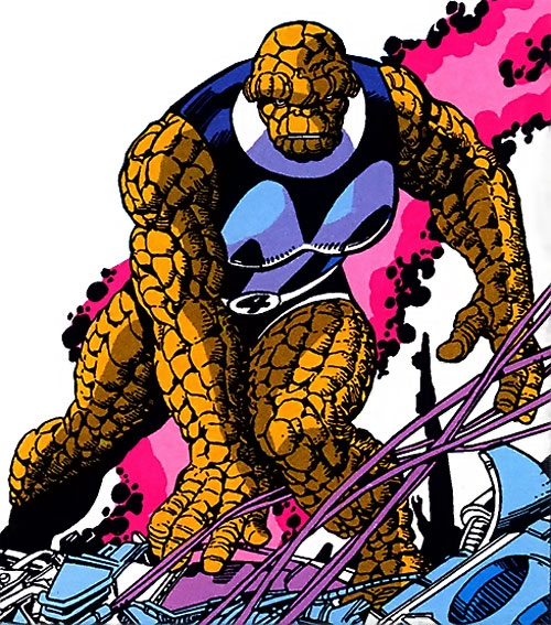 She-Thing (Fantastic Four) (Sharon Ventura) by George Perez