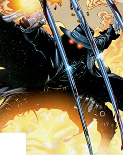 Shiver Man (Wolverine character) (Marvel Comics)