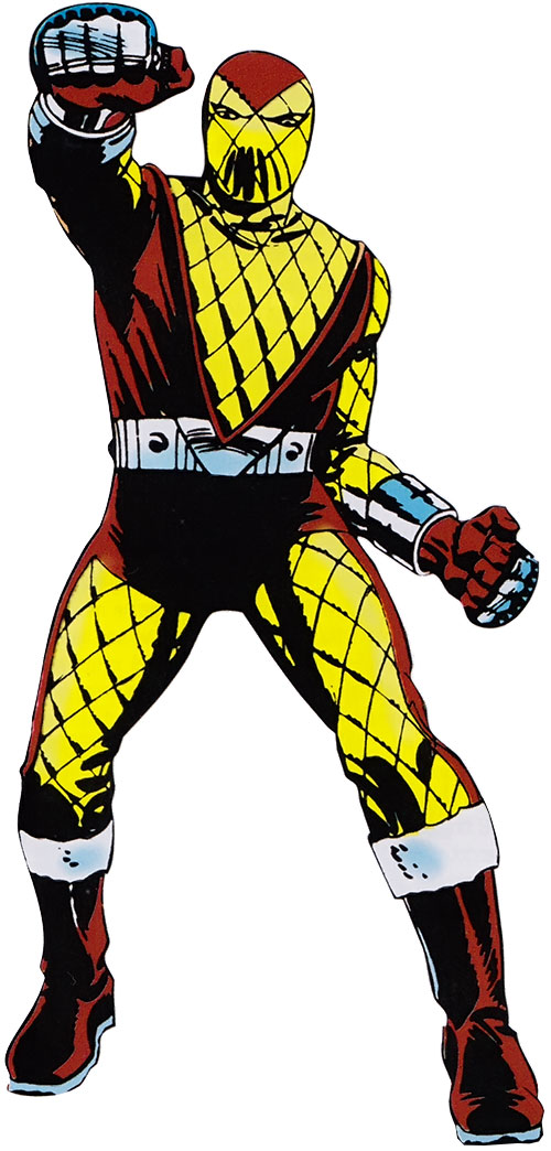 The Shocker (Spider-Man enemy) (Marvel Comics) by Ditko