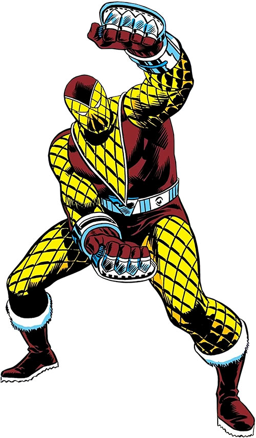 The Shocker (Spider-Man enemy) (Marvel Comics)