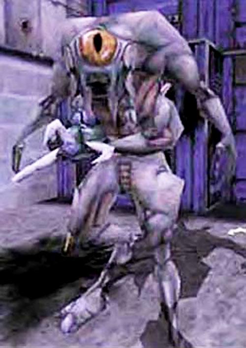Shocktrooper alien (Half-Life video game)