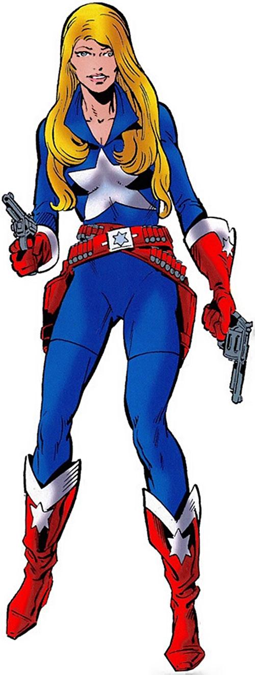 Shooting Star (Marvel Comics)