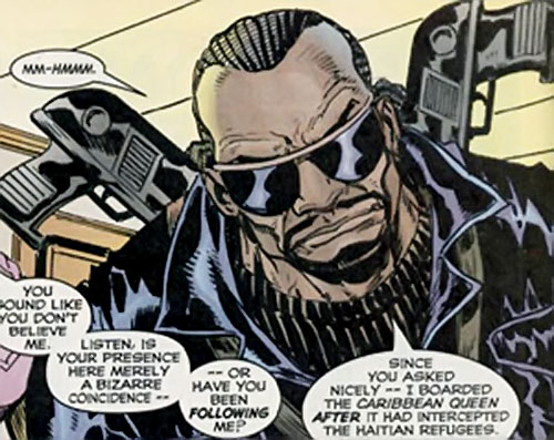 Shotgun (Spider-Man character) (Marvel Comics)