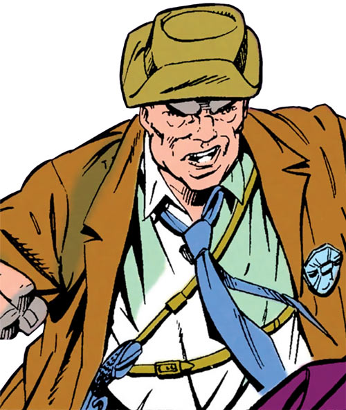 Shotgun Smith (Robin character) (DC Comics)