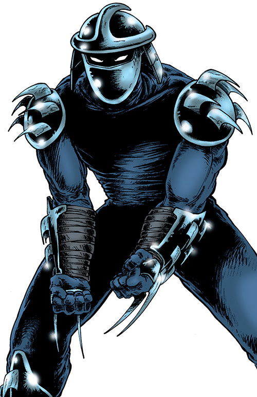 Shredder (Teenage Mutant Ninja Turtles enemy) (TMNT comics)